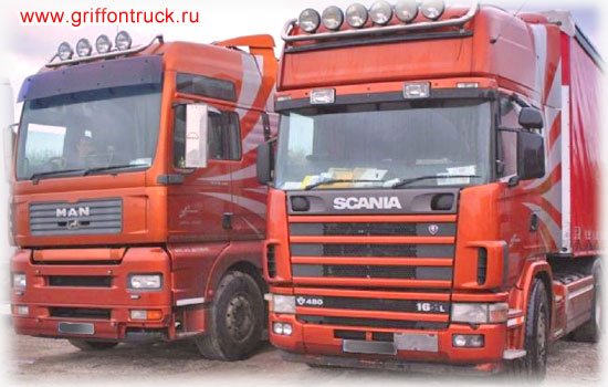 Ремонт грузовиков Скания, Ман в Тольятти около М5